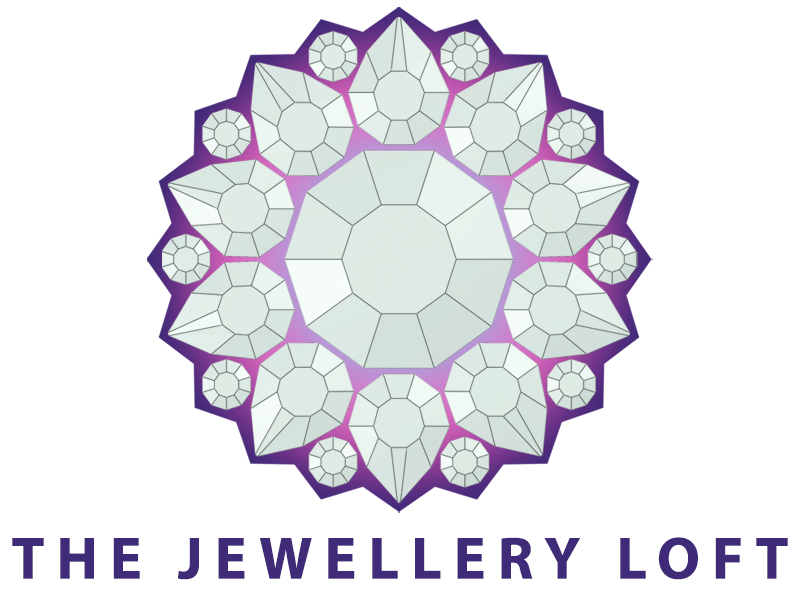 The Jewellery Loft Logo jewel jeweler jewelry jewellery shop necklace ring