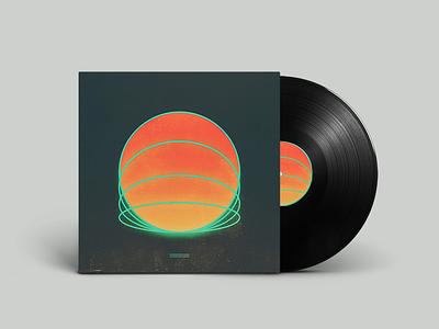 Unravel Album Art cover cd music art album minimal illustration design graphic