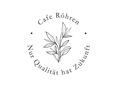 Logo for organic cafe organic cafelogo cafe light identity logo simple clean