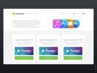 Cardaty - Online Ecomerce store for itunes card