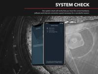 Vidsig: system check