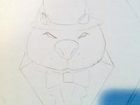 Classy Wombat