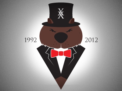 Classy Wombat 2 wombat logo vector