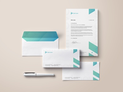 Brand Stationery Design
