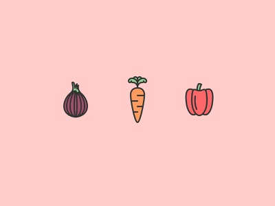 Vegetable Icon Set symbol design symbols symbol pictograms pictogram icons icon design iconography icon set icon