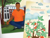 Healthy Campus Posters