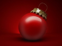 Bauble Vray Test