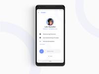 Daily UI Design: HireMe!