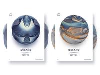 Iceland rivers -4(Eyjafjallajökull)