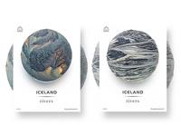 Iceland rivers - 6(Eyjafjallajökull)