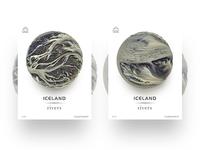 Iceland rivers - 7(Eyjafjallajökull)