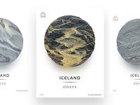 Iceland rivers - 10(Eyjafjallajökull)