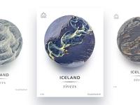 Iceland rivers - 11(Eyjafjallajökull)