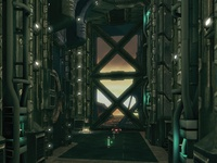 Research Facility - Unreal Ed