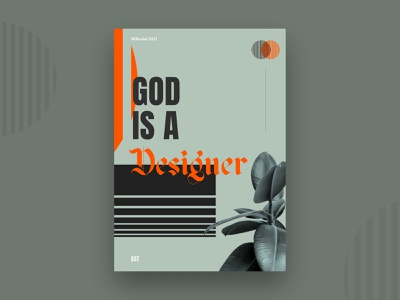 Designer poster design dribbblepost dribbble graphicdesign typogaphy illustration posterdesign poster graphic design