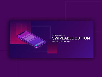 Swipeable Button illustration