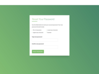 Password Form