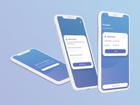 CheckMate iOS App UI (WIP)