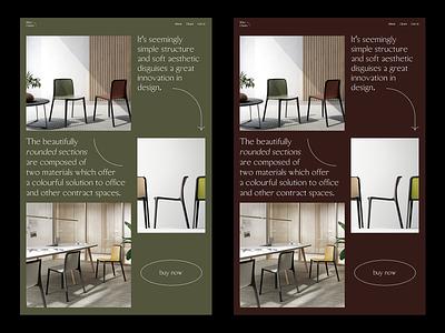 bika e-commerce webdesign landing web