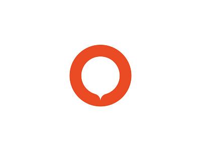 Comunicadores Icon icon comunicadores communication logo flat communicators blog web pin location speech ballon