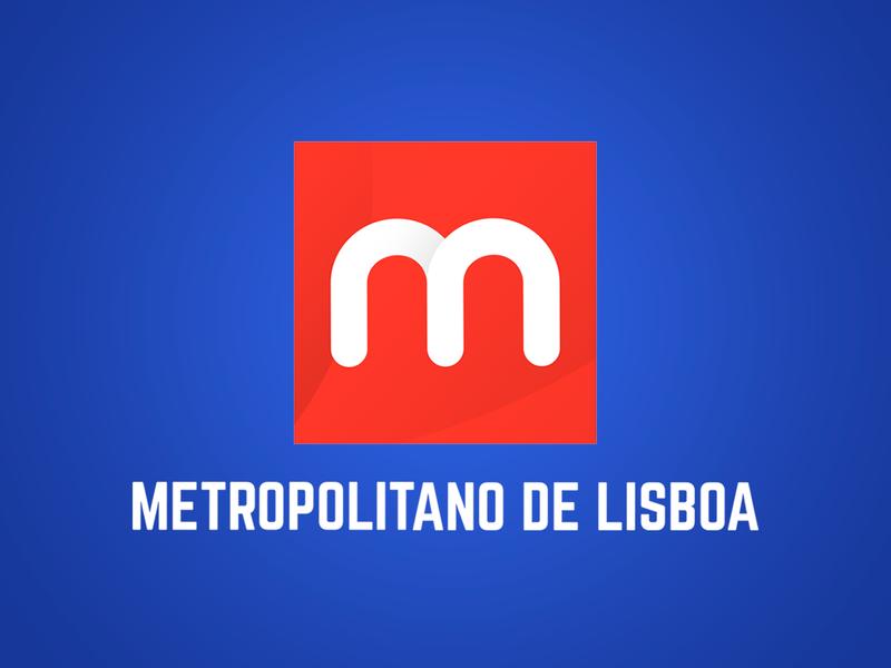 Lisbon Metro Rebranding (Unofficial) lines re design logo mark station identity iron ways metropolitan metro lisboa transport re-branding letter m logotype unofficial branding lisboa lisbon train station train subway portugal