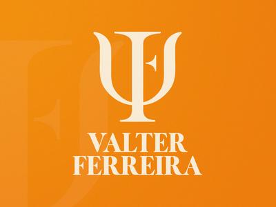 Valter Ferreira   Logotype