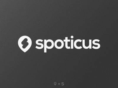 Spoticus | Logotype