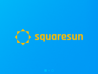 Squaresun | Logotype Idea
