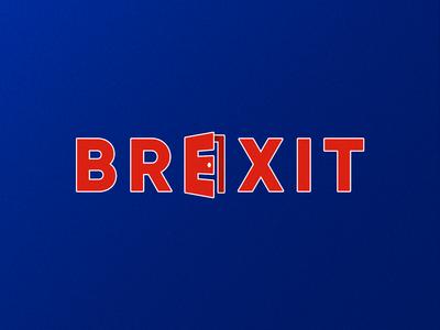 Brexit | Logotype Concept