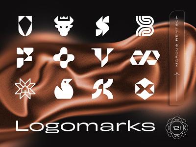 Logomarks 2021 identity design portfolio logofolio logomark monogram branding mark logo