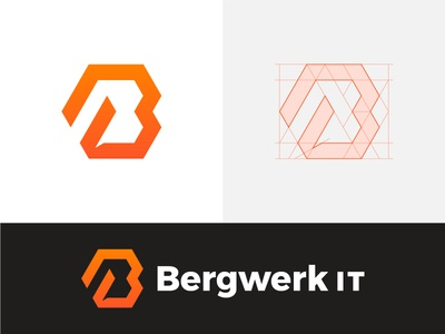 Approved logo for IT company