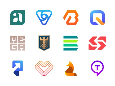 Logo collection identity design logotype logofolio logodesign design wordmark monogram branding logo