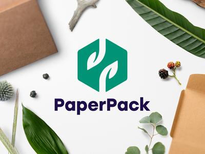 PaperPack – Logo Design