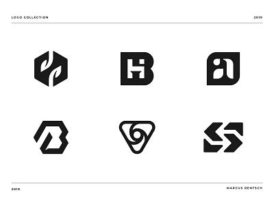 Logo Collection 2019 logocollection 2019 logofolio collection mark branding monogram logo