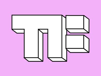 Personal Logo type personal brand logo