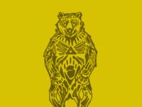 Whitebearspirits Logo Concept