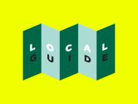 Localguide Concept Logo