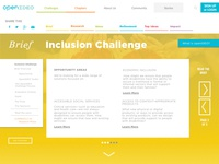 OpenIDEO Concept Submission for Inclusion Challenge