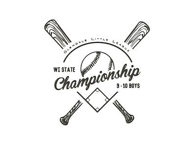 Wisconsin Little League little league baseball banners logo