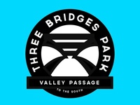Three Bridges Park Signage