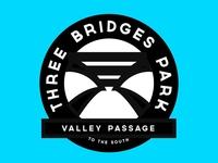 Three Bridges Park Signage
