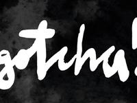 Gotcha logo 2015