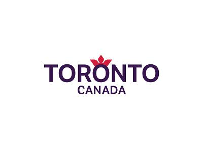 Toronto CHEST toronto canada identity branding logo