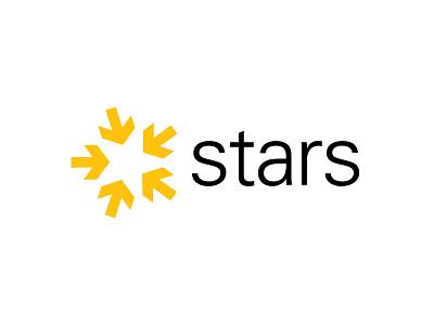 stars star identity logo