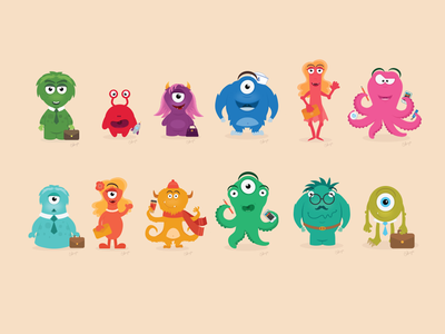 Monster Family Grows ;)