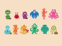 Monster Family Grows ;)