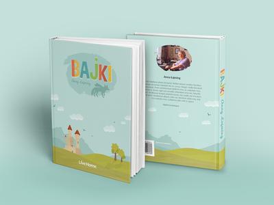 "Children's Book Illustration - ""Bajki Anny Łajming"""