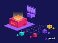 Paratii Token illustrations