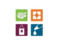 Bioscience Icons