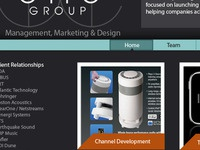OAC Group Website Redesign
